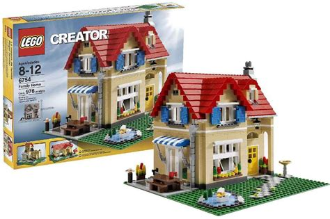 bricker lego 6754 family home