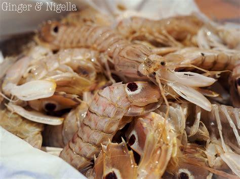 cicale di mare come cucinarle cicale di mare profumate alla paprika nigella