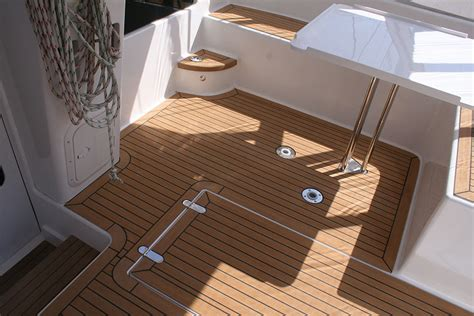 Teak Flooring For Boats by Faux Teak Boat Flooring Pictures To Pin On