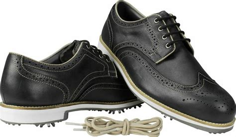 footjoy city golf shoes footjoy fj city wingtip golf shoes all about greens and