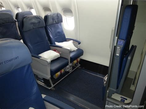 Delta Boeing 757 Economy Comfort by Faq Comfort Seating Page 124 Flyertalk Forums