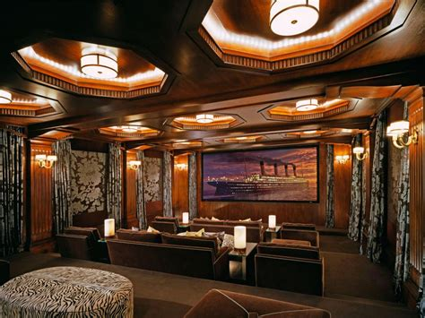 home theater design new york city home theater ideas design ideas for home theaters hgtv