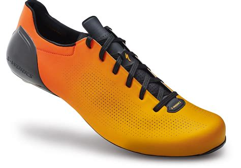 Specialized S Works Sub6 Road Shoes Burst Orange 2018 specialized s works sub6 road shoes specialized concept store