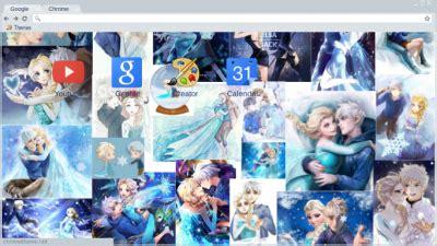 themes google chrome frozen elsa chrome themes themebeta