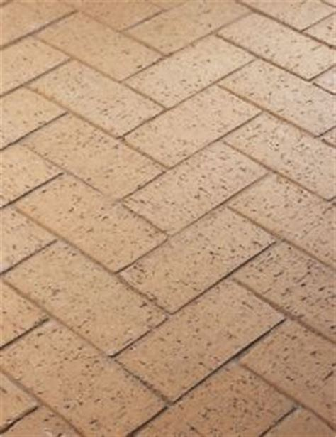buff clay block pavers 65mm dragfaced chamfered paving