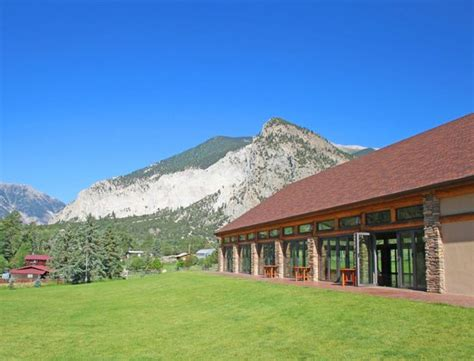Mt Princeton Springs Cabins by Wedding Pavilion Picture Of Mount Princeton Springs