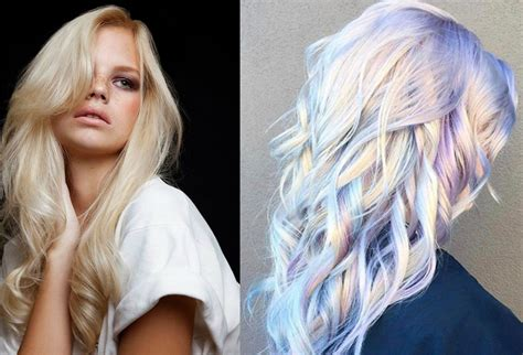 whats trending now in hair color blonde dreams new light hair colors