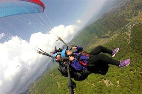 thrilling paragliding    day weekend trip  bir billing