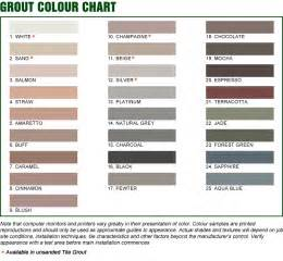 bostik grout colors 9 best images of tile grout chart tile grout color chart
