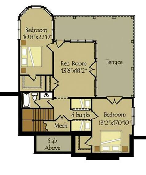 small cottage floor plans best 25 basement floor plans ideas on