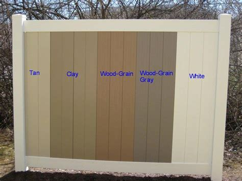 17 best ideas about vinyl fence panels on white vinyl fence privacy fence panels