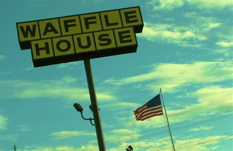 waffle house hope mills nc patriotic waffles waffle house on main street in hope mill flickr