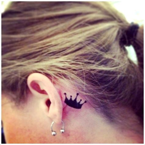small princess crown tattoos 50 fabulous crown tattoos you should not miss styles weekly