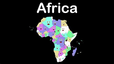 africa countries and capitals map puzzle countries and capitals song countries and