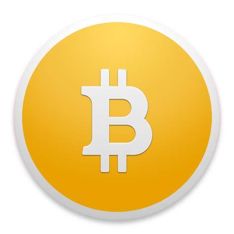 bitcoin ico bitcoin icon custom round yosemite iconset paulo ruberto