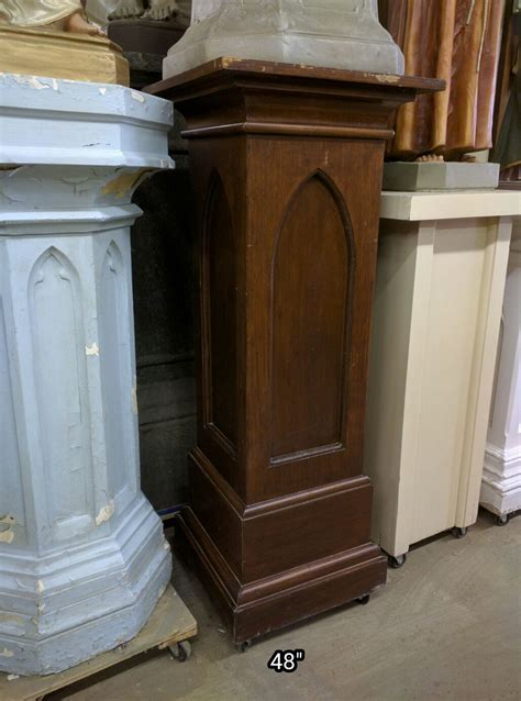 Used Pedestals Statue Pedestals Used Church Items