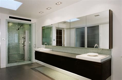 Modern Bathroom Counter Designs Medicine Cabinets Recessed Bathroom Modern With Bathroom