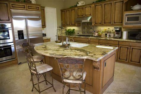 medium brown cabinets with granite countertops pictures of kitchens traditional medium wood cabinets
