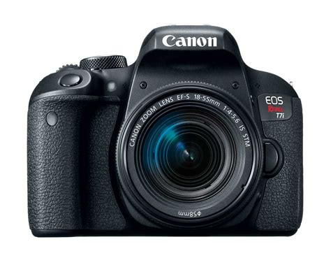 eos digital canon canon adds eos rebel t7i and eos 77d cameras digital photo