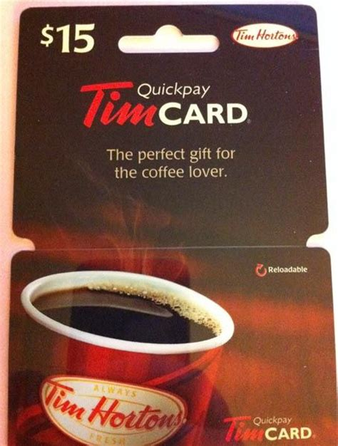 Enjoy These 12 Gift Cards On Us - tim hortons gift card coffee marketing pinterest
