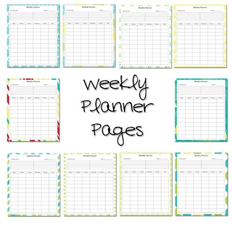 education templates for pages best 25 teacher planner free ideas on pinterest