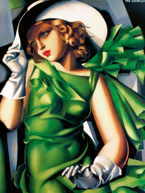 tamara de lempicka beauty elegance seduction social life beatrice brandini blog