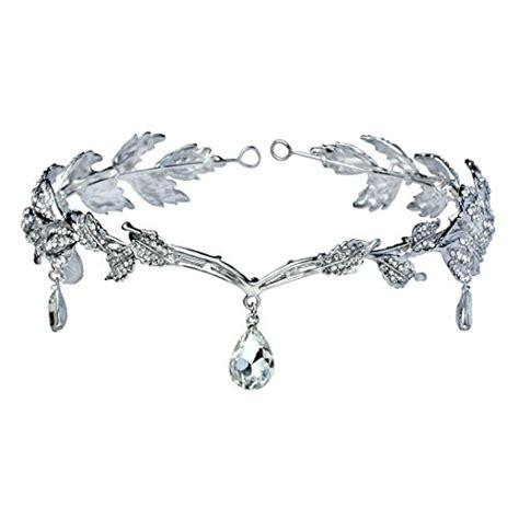 crystal prom bridal forehead jewelry wedding crown dangle bridesmaid babeyond elegant rhinestone leaf wedding bridal bridesmaid