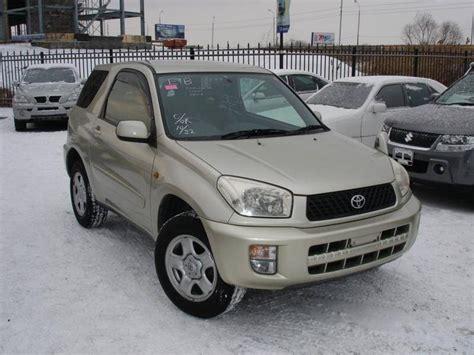 2001 Toyota Rav4 Tire Size 2001 Toyota Rav4 Pictures 1800cc Gasoline Ff
