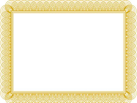 Blank Award Template by Blank Certificates