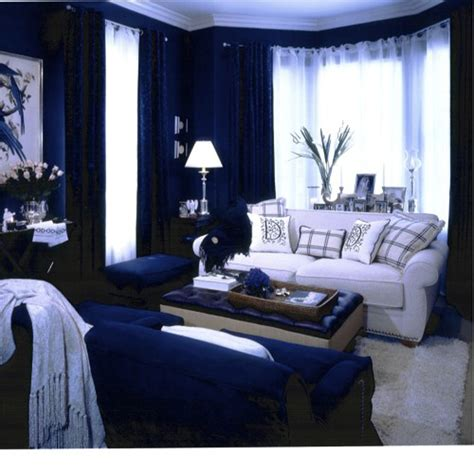 Navy Blue Room Decor by Navy Blue Living Room Furniture Modern House