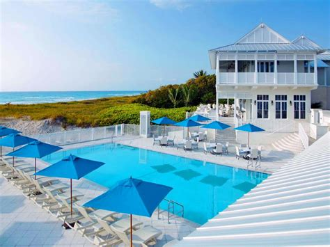 sophisticated vacation home in florida florida s best beachfront hotels florida travelchannel