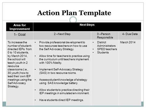 stron biz advocacy strategy template