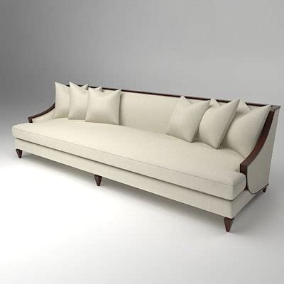 christopher guy sofa 3d model christopher guy 60 0194