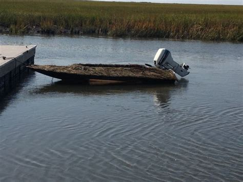 duck hunting boat death my 11 roy schellinger duck boat waterfowl hunting