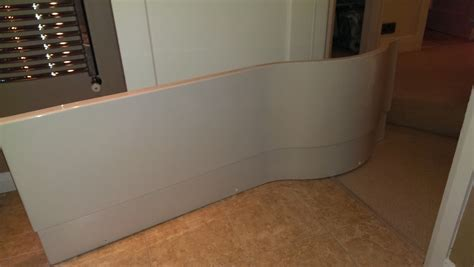 beresford shower bath finding replacing a p shaped bath panel page 1 homes