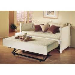 Daybed Pop Up Trundle Monterey Daybed With Pop Up Trundle Wayfair