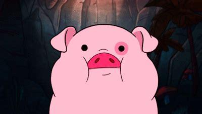 chanchito de mabel cerdito gif gravity falls pato pig mabel cerdo
