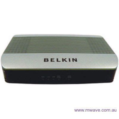 Modem Speedy Usb belkin high speed adsl2 modem usb rj45 f5d5730au f5d5730au mwave au