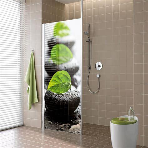 adesivi per box doccia adesivi follia adesivo per box doccia traslucido ciottoli