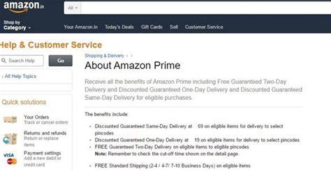 amazon prime video india amazon prime is coming to india next month computer era