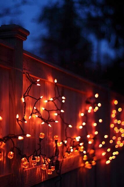halloween lights on tumblr