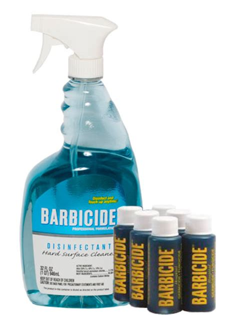 printable barbicide label barbicide spray disinfectant concentrate and sprayer