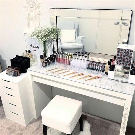 Bedroom Vanity Organization Best 25 Vanity Table Organization Ideas On