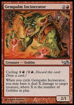 goblin deck 17 images about magic deck ideas goblins on