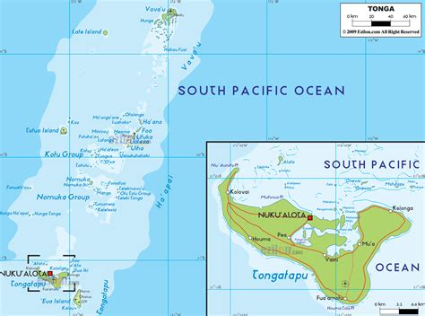 tonga on a world map map of tonga 187 travel