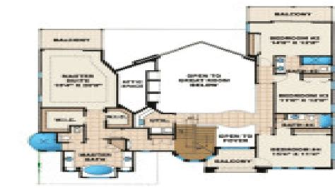 raised homes floor plans raised beach house plans elevated house plans with