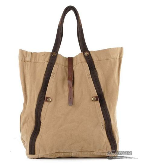 Womens Large Capacity Shoulder Bag large capacity shopping bag army green shoulder bag for e canvasbags