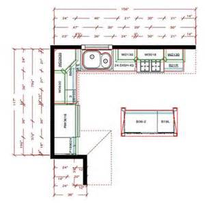 l shaped kitchen floor plans shaped house plan inspired by water modern house designs