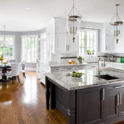 oxford white kitchen cabinets great color combo with wood flooring walls coventry gray