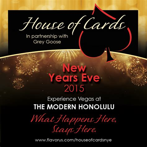 new year events honolulu 2015 house of cards nye 2015 tickets 12 31 14